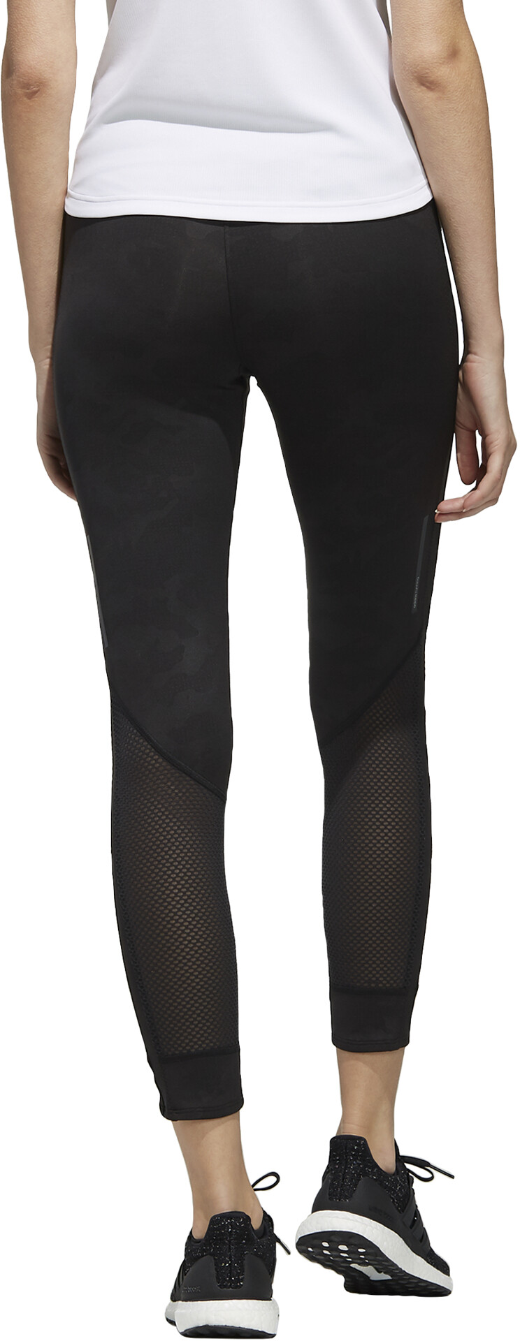 adidas Own The Run 34 Leggings Dames, black